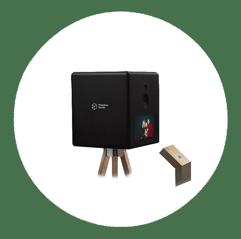 Boîte Photobox Studio
