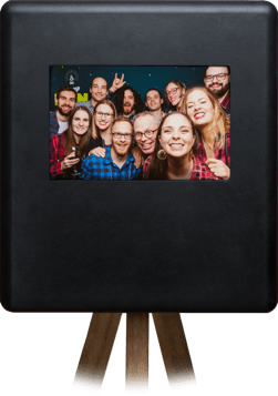 Derrière du Photobox